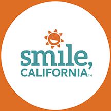 Smile, California logo